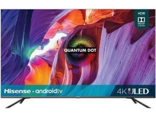 Hisense 55-Inch Class H8 Quantum Series Android 4K ULED Smart TV