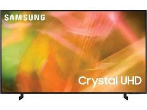 SAMSUNG 43-Inch Class Crystal UHD AU8000 Series Smart TV with Alexa