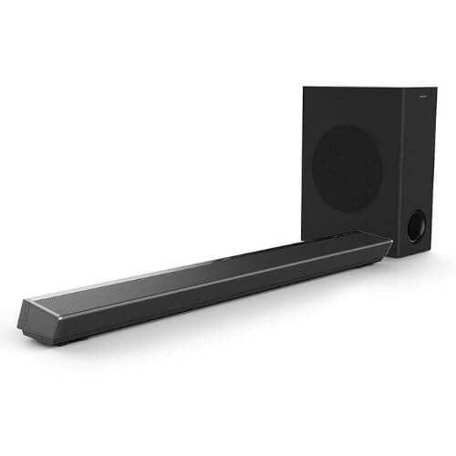 Philips Performance TAPB603 3.1 CH 320 W Dolby Atmos Soundbar with Wireless Subwoofer