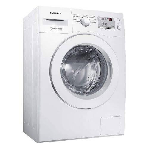 5 Star Fully-Automatic Front Loading Washing Machine