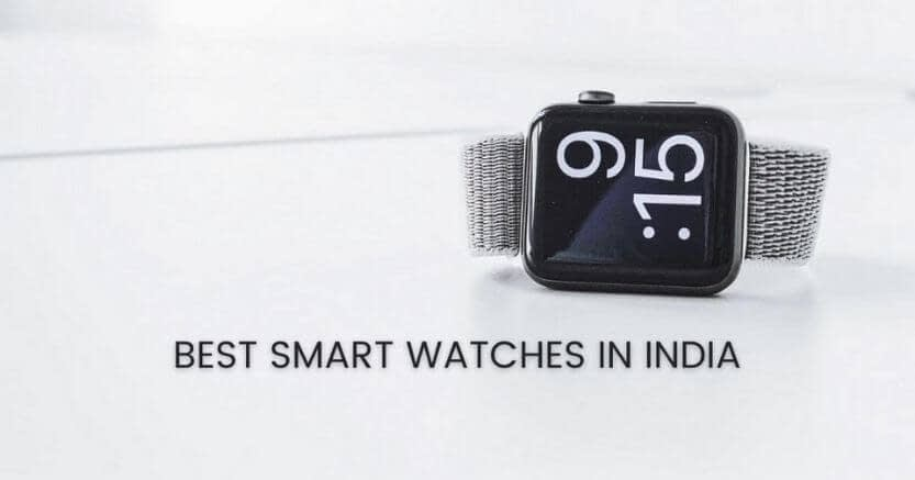 best smartwatches in india 2020
