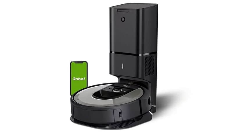iRobot Roomba i7+ vacuum cleaner