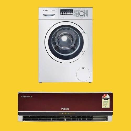 Large appliances 6 1