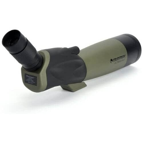 celestron spotting scope for bird viewing