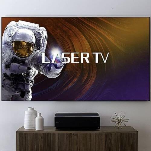 Hisense 100-inch 4K Ultra HD Laser TV