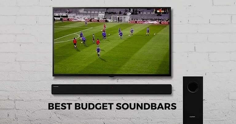 best budget soundbars in India 2020