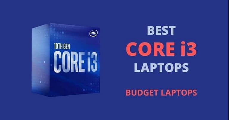 best core i3 laptops in India