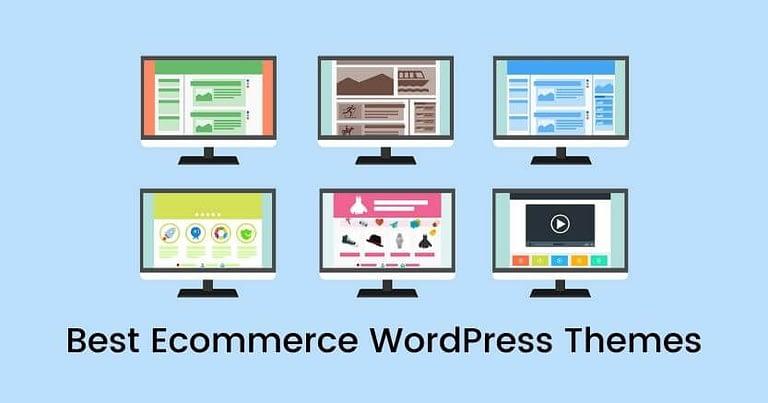 best Ecommerce WordPress themes 2020
