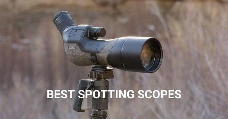 best spotting scopes to buy in 2021