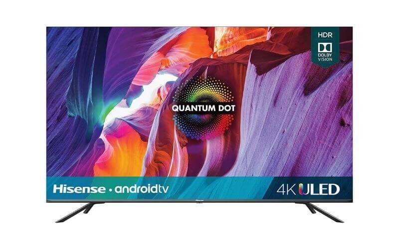 hisense h8g 4k tv