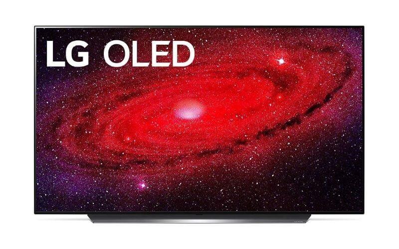 LG CX 4k tv