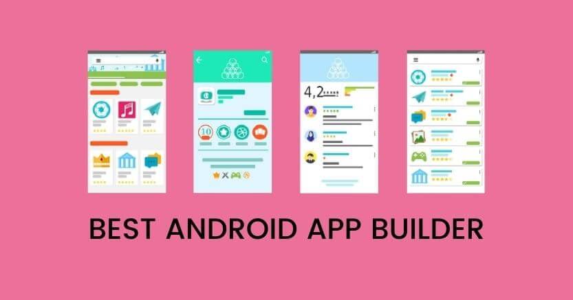 best android app builder